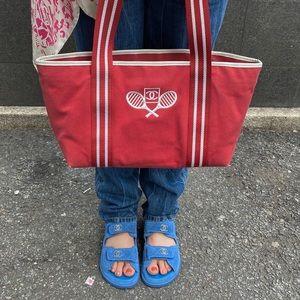 CHANEL Tennis sport line vintage bag